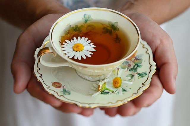 Chamomile Tea for Periods
