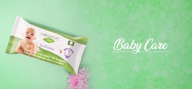 Organyc - Baby Care