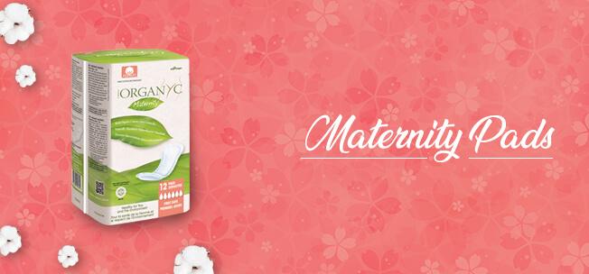 Organyc - Maternity Pads